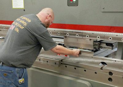 Cincinnati AutoForm+ press brake