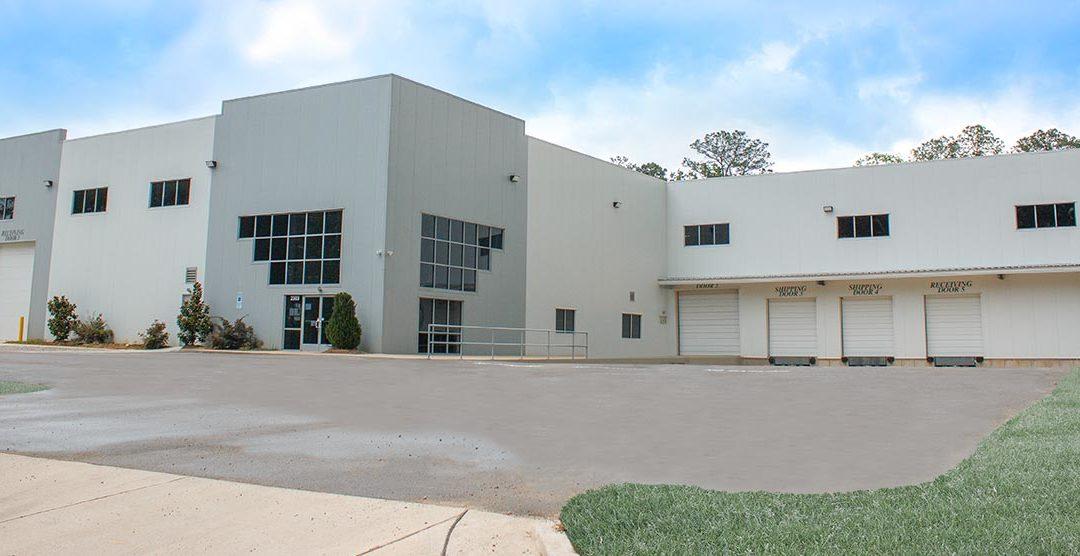 Ajax Metal Forming Solutions Plant in Raleigh, NC
